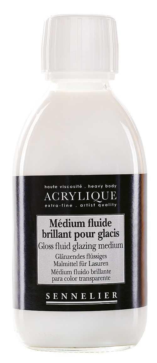 Medium fluido brillante per glacis n125003-250mediumbrillantglacis